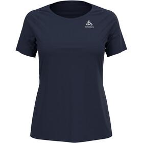 Odlo Essential Light T-Shirt S/S Crew Neck Women, blauw